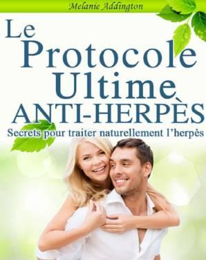 protocole ultime anti-herpès