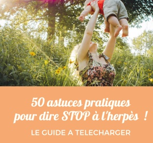 stop herpès